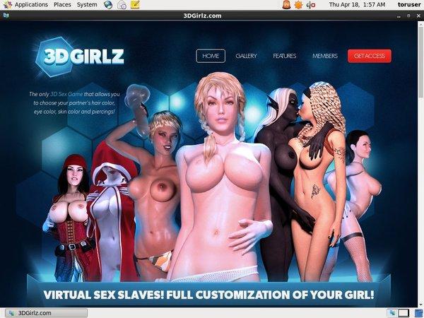 3D Girlz Ebony
