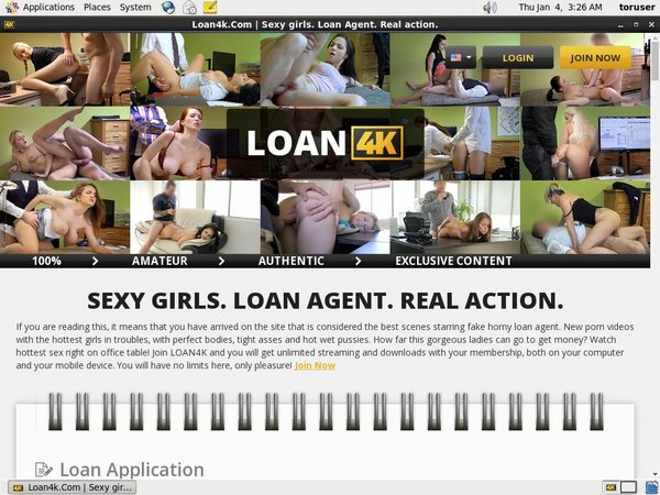 Account Free Loan 4k