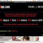 Brutal Tops Sites