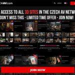 Czechav.com Free Memberships
