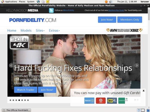 Free Account For Pornfidelity