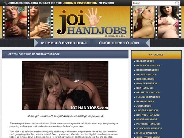 Joihandjobs.com Free Video