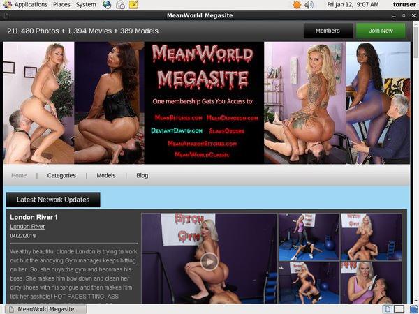 Mean World Premium Accounts Free