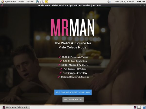 Mrman.com Discount (SAVE 50%)