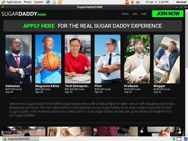 Sugar Daddy Porn With No Credit Card