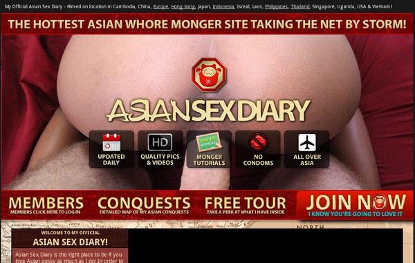Asiansexdiary Accounts