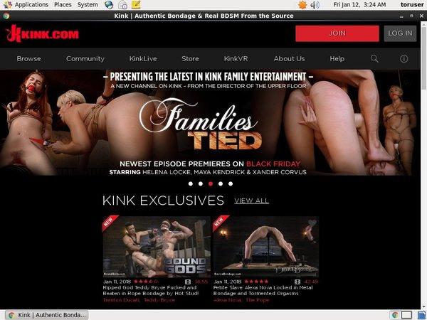 Kink.com Account Forum