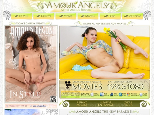 Amour Angels Wnu.com Page