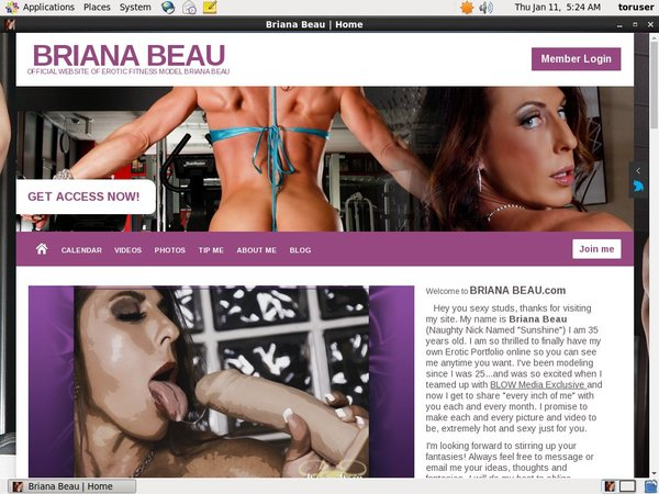 Briana Beau Free Pictures