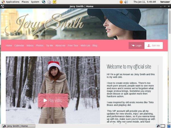 Jeny Smith Discount Join