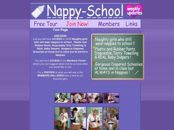 Free Nappy School Movie