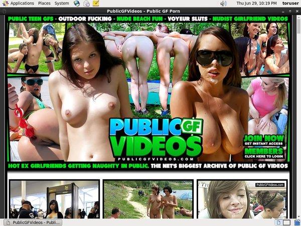 Public GF Videos Free Ones