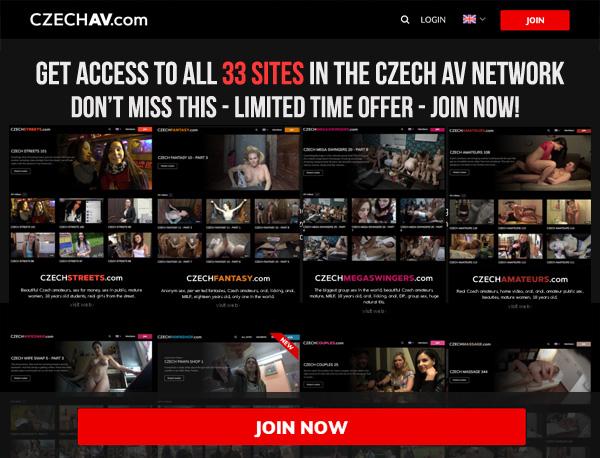 Czechav.com Member Sign Up