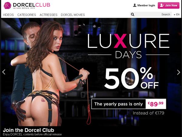 Premium Dorcelclub.com